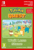 Nintendo Pokemon Quest Wait Less Stone (Download Code)