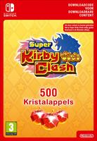 Nintendo Super Kirby Clash 500 Gem Apples