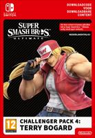 Nintendo Super Smash Bros Ultimate - Terry Bogard Challenger Pack 4
