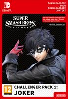 Nintendo Super Smash Bros Ultimate - Joker Challenger Pack