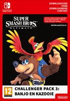 Nintendo Super Smash Bros Ultimate - Banjo Kazooie Challenger Pack 3
