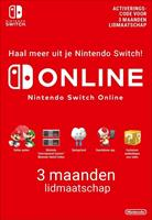Nintendo 90 Days Switch Online Membership (Individual)