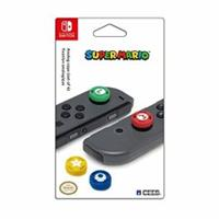 Hori Super Mario Analog Caps (Set of 4)