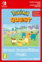 Nintendo Pokemon Quest Great Expedition Pack (Download Code