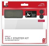 Speedlink 4-In-1 Starter Kit (Zwart)