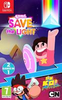 505 Games Steven Universe Save the Light + OK K.O! Let's Play Heroes
