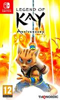 THQ Nordic Legend of Kay Anniversary Edition