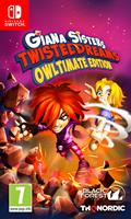 THQ Nordic Giana Sisters Twisted Dreams Owltimate Edition