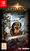 THQ Nordic Sphinx and the Cursed Mummy