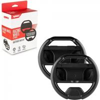 KMD Joy-Con Racing Wheels Dual Pack (Black)