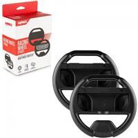 KMD Joy-Con Racing Wheels Dual Pack (Black)