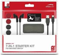 Speedlink 7-In-1 Starter Kit (Zwart)