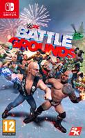 2K Games WWE Battlegrounds