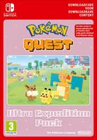 Nintendo Pokemon Quest Ultra Expedition Pack (Download Code)