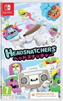 Maximum Games Headsnatchers (Code in a Box)