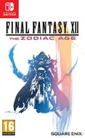 Square Enix Final Fantasy XII the Zodiac Age