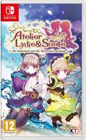Koei Tecmo Atelier Lydie & Suelle The Alchemists and the Mysterious Paintings