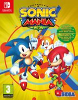 SEGA Sonic Mania Plus (incl. Art Book)