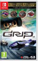 Wired Productions GRIP Combat Racing Rollers Vs Airblades Ultimate Edition