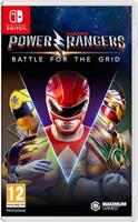 Maximum Games Power Rangers Battle for the Grid Collector's Edition