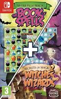 Just for Games Secrets of Magic 1+2: The Book of Spells + Secrets of Magic 2: Witches and Wizards