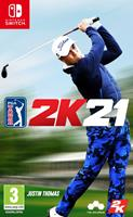 2K Games PGA Tour 2k21