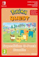 Nintendo Pokemon Quest Expedition 3-Pack (Download Code)