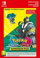 Nintendo Pokemon Sword Expansion Pass OR Pokemon Shield Expansion Pass