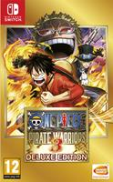 Bandai Namco One Piece Pirate Warriors 3 Deluxe Edition