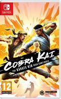 Maximum Games Cobra Kai the Karate Kid Saga Continues