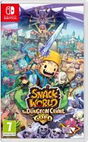 Nintendo Snack World The Dungeon Crawl Gold