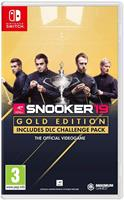 Maximum Games Snooker 19 Gold Edition