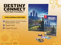 NIS Destiny Connect Tick-Tock Travelers Time Capsule Edition