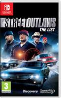 GameMill Entertainment Street Outlaws: The List