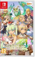 Marvelous Rune Factory 4 Special