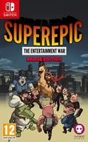 Numskull SuperEpic the Entertainment War Badge Edition