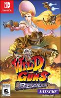 Natsume Wild Guns Reloaded