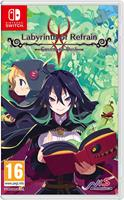 NIS Labyrinth of Refrain: Coven of Dusk