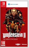 Nintendo Wolfenstein II The New Colossus