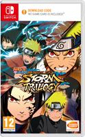 Bandai Namco Naruto Ultimate Ninja Storm Trilogy (Code in the Box)