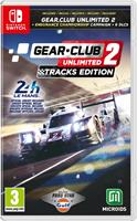 Microids Gear.Club Unlimited 2 Tracks Edition