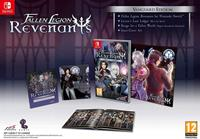 NIS Fallen Legion: Revenants Vanguard Edition