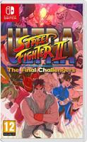 Nintendo Ultra Street Fighter II The Final Challengers