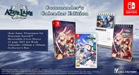 Idea Factory Azur Lane: Crosswave (Commander's Calendar Edition)