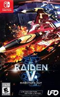 UFO Interactive Raiden V: Director's Cut Limited Edition