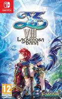 NIS Ys VIII: Lacrimosa of DANA