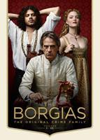 Borgias - Seizoen 1-3