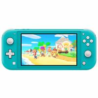 Switch Lite (Turquoise) Animal Crossing + Gratis NSO