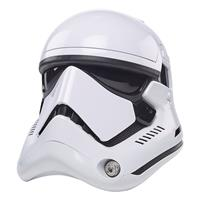 Hasbro Star Wars Episode VIII Black Series Electronic Helmet First Order Stormtrooper