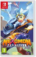 Pqube Nexomon Extinction